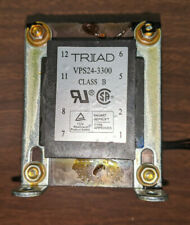 TRIAD VPS24 -3300 TRANSFORMER class B with fused power connector