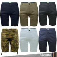 Mens Cargo Shorts Camo Summer Cotton Jeans Chino Half Pant Casual Designer New