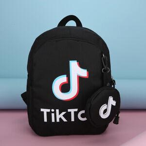 Kids Tik Tok Trend School Backpack Tiktok Bags Small Backpacks for Kids
