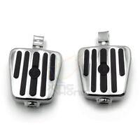 Skull peg Footpegs for Honda Stateline Shadow VLX VTX1300C VTX1800C VTX1800F