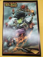 Untold Tales of Evil Ernie Relentless #1 Variant Cover New stock Chaos Comics
