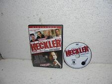 Heckler DVD ( Stand Up Comedy Documentary )