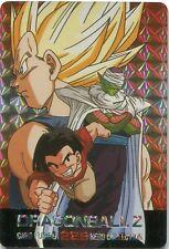 Vegeta Piccolo #229 Prism Foil Japanese Dragonball Z Card Hero Collection