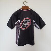 Vintage Kid's Reebok I3 Allen Iverson Jersey Shirt Small Limited Edition