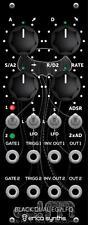 Erica Synths Black Dual EG/LFO : Eurorack Module : NEW : [DETROIT MODULAR]