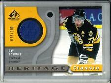 Ray Bourque 05/06 SPGU Authentic Game Used Jersey #73/100