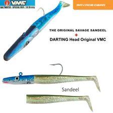 2 To 100 Packs taille 1//0 Sabiki Appât Rigs 6 hooks Saltwater pêche leurres 467