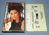 AMAZULU SELF TITLED cassette tape album T7059