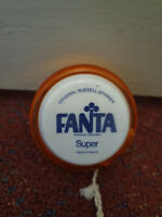 "Original Russell Spinner Fanta Super Yo-Yo ""Made In Ireland"" yoyo Yo Yo yoyos"