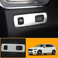 Stainless Steel Dashboard Headlight Decor Trim 1pcs For Volvo S90/V90 2017-2019