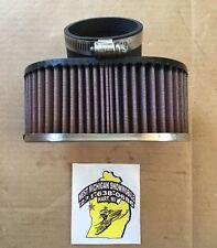 """K&N Air Filter Marine Flame Arrestor P/N 59-2010 NOS SeaDoo 3"""" sea-doo w/20"""
