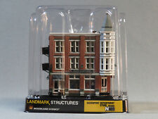WOODLAND SCENICS N SCALE DAVENPORT DEPARTMENT STORE BUILT & READY town 4938 NEW