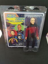 Diamond Select Star Trek Retro Cloth Action Figure - Captain Picard