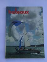 Revue magazine BATEAUX n°38 juillet 1961 / La Baule Le Pouliguen Stren Parader