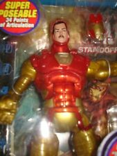 marvel legends thorbuster iron man baf modok series nip toybiz 2006 !!!