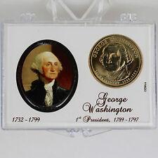 2007 $1 Washington Uncirculated Presidential Dollar in Gift Case P1