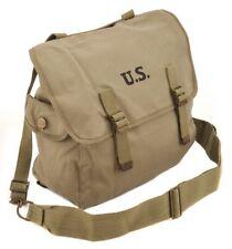 U.S. Ww2 M1936 Musette Bag with Shoulder strap Dark Od marked Jt&L 1944