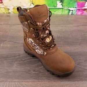 Amputee LEFT BOOT ONLY Field & Stream Kids Woodsman Field Hunting Boot Size 5