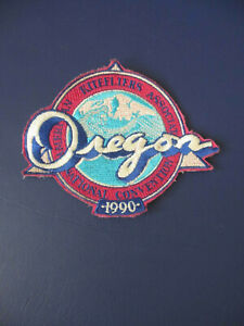 1990 AKA National Convention Oregon Kite Memorabilia Patch