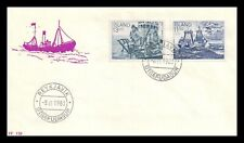 Iceland 1983 FDC, Fishing Industry. Lot # 4.