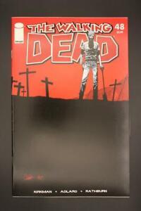 Walking Dead # 48 - NEAR MINT 9.4 NM - Kirkman Adlard Rathburn IMAGE Comics