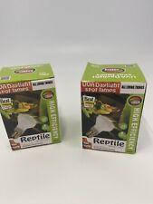 New listing Cullen Uva Daylight Spot Lamp Reptile Light (2 Pack) R80 100W
