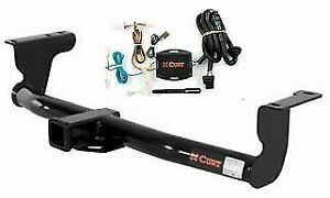 Curt Class 3 Trailer Hitch & Wiring for Nissan Murano