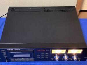 Tascam Professional Luxury Head Motor Cassette Deck 122Mk3 Operation