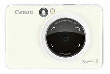 Canon Zoemini S Sofortbildkamera und Mini-Fotodrucker - Weiß