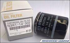 New Genuine Mazda RX-8 FE Series 2 Oil Filter 2008-2012 Renesis Part N3R114302