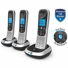 Bt2200 Trio Nuisance Call Blocker Digital Cordless Home Phone BT 2200 Telephones