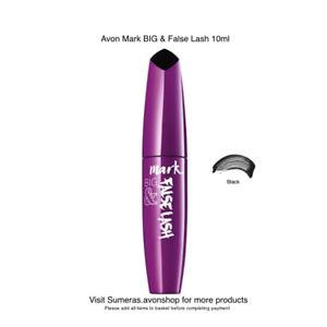 Avon Mark Big & False Lash Mascara Black 10ml ~ Free P&P ~ Great 4 Mothers Day