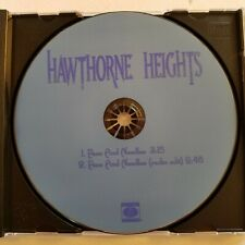 Pens and Needles by Hawthorne Heights Victory Records 2005 Single promo CD