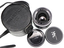 Olympus Pen-FT 20mm f3.5  #107986 ........... Minty w/Case,Caps