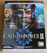 Call to Power II (PC, 2001, Big-Box)