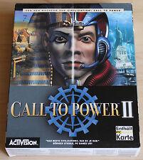Call to power II (PC, 2001, Big-box)