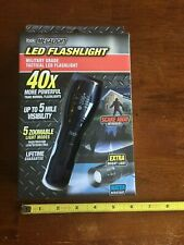 MegaLight Tactical LED Flashlight MILITARY GRADE NEW ITEK
