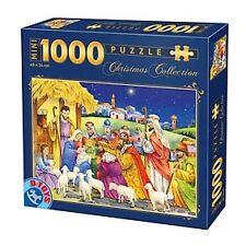 DT67371-CM04 - * D-Toys Jigsaw Noël Mini 1000pc-No.4