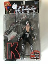McFarlane Toy Kiss Gene Simmons Figure New In Box 1997