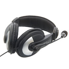New Headset game Microphone/Headphone With 3.5Mm For Notebook/Laptop Comput