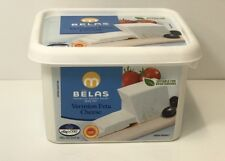 Authentic Greek Feta Cheese 900g Drained Weight V Sheep & Goat Milk P.D.O