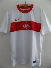 FC Spartak Moscow Moskva Nike Retro Jersey Soccer Football Shirt Vintage Mens L