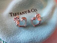 Tiffany & Co. Palamo Picasso Tenderness Heart Earrings