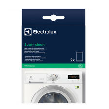 Electrolux kit cura manutenzione lavatrice Super Clean polvere enzimi anti muffa