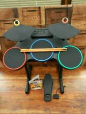 Guitar Hero World Tour Wireless Drum Kit for Playstation 3 with Dongle - PS3