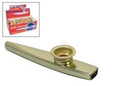 Metall-Kazoo Sub-Kazoo org. Kazoo aus England  Blasinstrument klassiker Kazoo