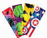 Pack of 12 - Superhero Theme Bookmarks Reading Teacher Books Party Bag Fillers