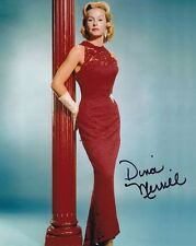 DINA MERRILL signed autographed photo