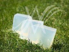 100% CLEAR Glycerin Melt & Pour Soap Base 2lb,5lb,10lb,25lb ORGANIC VELONA