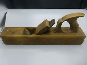 Vintage/Antique Wooden Wood Plane Mathieson and Sons Glasgow